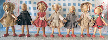 Little wooden girls