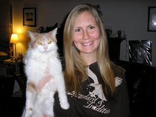 Blog Author, Jenn
