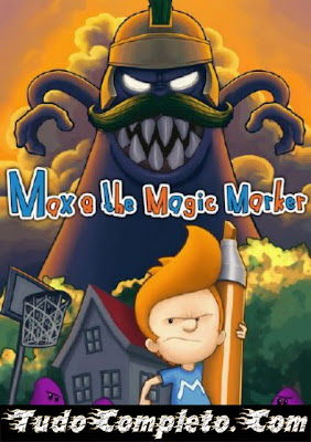 (Max and the Magic Marker games pc) [bb]