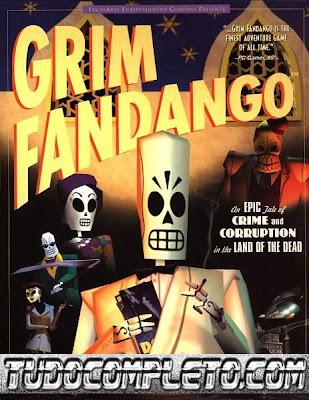 Grim Fandango (PC) + Tradução ISO