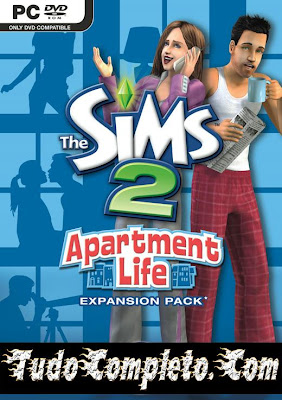 (The Sims 2%3A Apartment Life games pc) [bb]