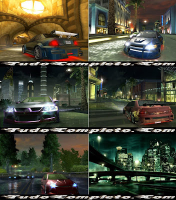 Need For Speed Underground 2 Para Pc Completo