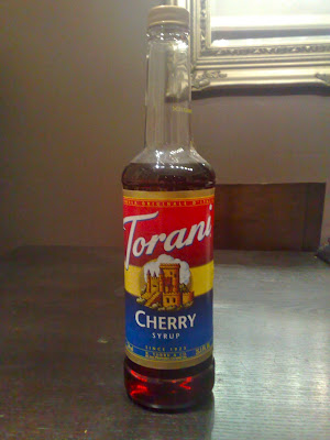 Cherry Syrup for Coke