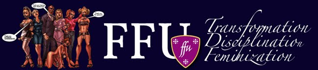 FFU - The Forced Feminization University
