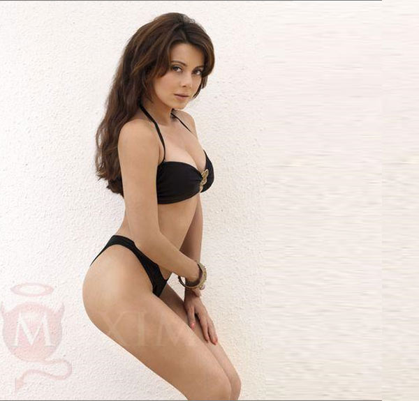 Bikini pics of manisha lamba something is