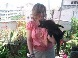Mi nueva gata Benjamina