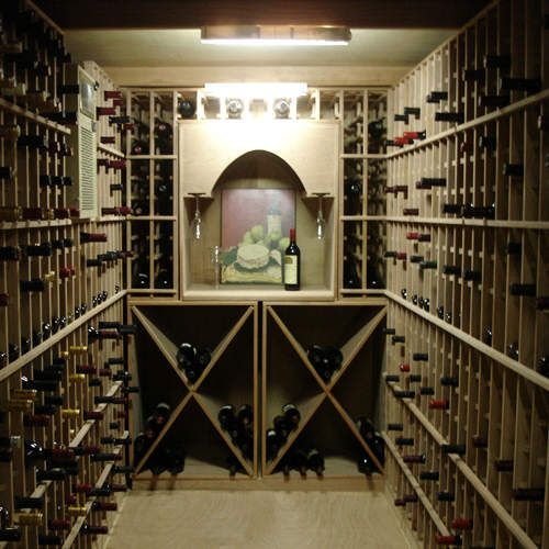 Blog del sommelier logo aval como hacer una cava en casa - Cavas de vino para casa ...