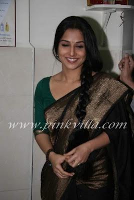 Vidya Balan Designer Saree Collection