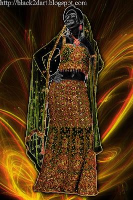 Indian Ethnic Wear Ghagra Choli Dress