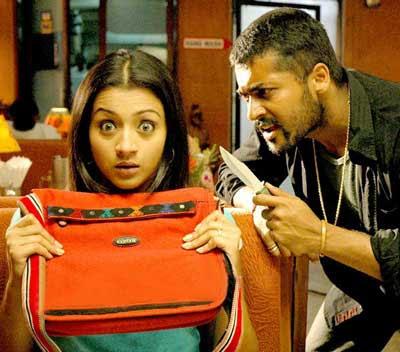 Aaru Tamil Movie Online