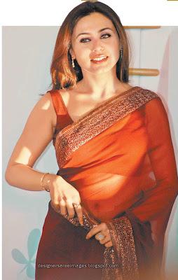 Rani Mukherjee in Designer Saree