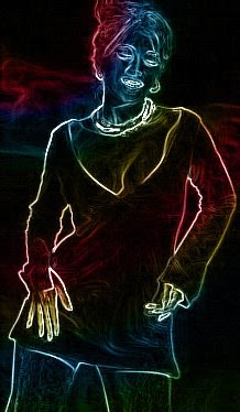 black 2dart image