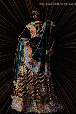 chaniya choli dress