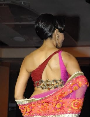 Saree Blouse back designs collection