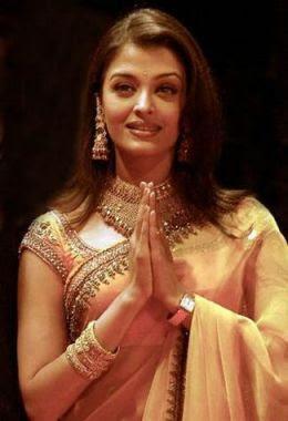 Aishwarya Rai Designer Saree collection