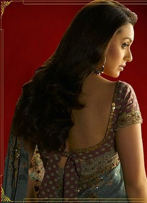 Rani Mukherjee in Designer blouse