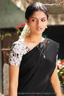 Actress Sunaina Half Saree Photos from the Film Yathumagi