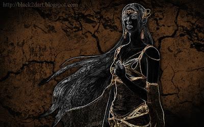 Shaiya Light and Darkness Game Wallpaper