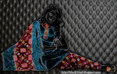 Designer Printed Salwar Kameez