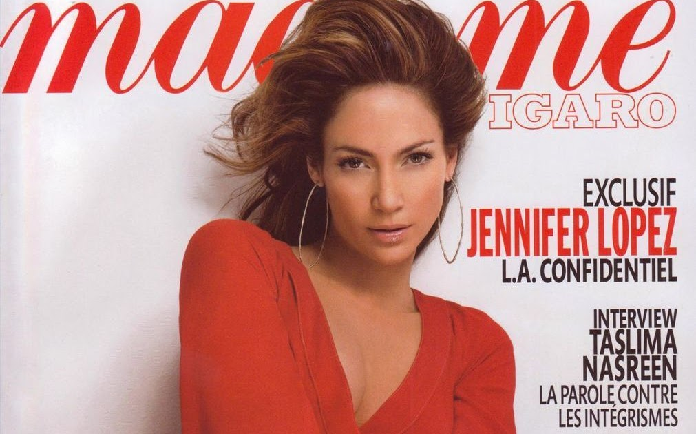 jennifer lopez magazine scans jennifer lopez madame ...
