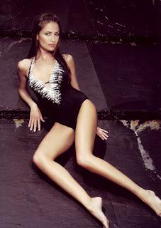 Almudena Fernandez in Bikini Pictures