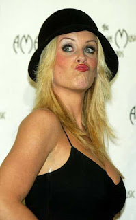 Jenny McCarthy - Celebrity Duckfaces