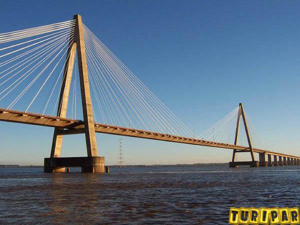 Puente Internacional San Roque