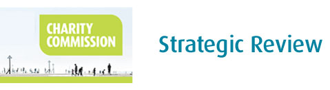 Charity Commission strategic review