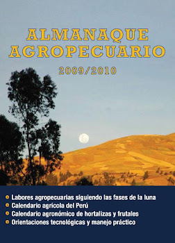 LIBRO ALMANAQUE AGROPECUARIO