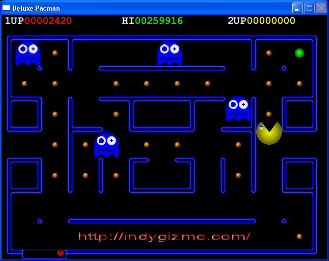 pacman game for free no download