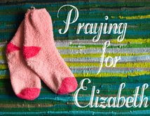 Please pray for Elizabeth, mom of five, who is fighting breast cancer