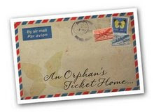 An Orphan's Ticket Home