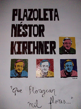 Plazoleta Nèstor Kirchner
