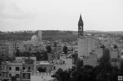 Eparchia di Asmara ኤጳርቅና  ኣሥመራ