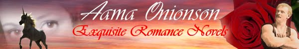 Exquisite Romance Novels by Aama Onionson