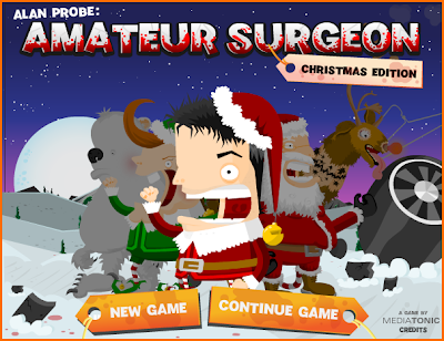 Apologise, Amateur surgeon christmas