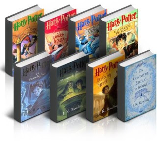 Especial Harry Potter - Todos os livros 9bkayw