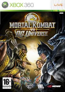 Download  Mortal Kombat vs DC Universe  XBOX 360