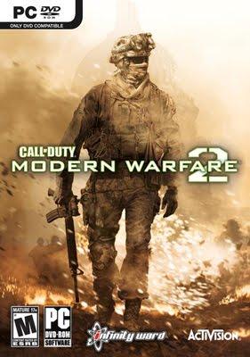 baixar jogo Call of Duty: Modern Warfare 2 completo + Crack