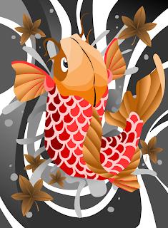 Japanese Koi Fish Tattoo Designs. Japanese Koi Fish Tattoo Designs