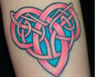 ambigrams tattoos. Celtic Ambigram Tattoo