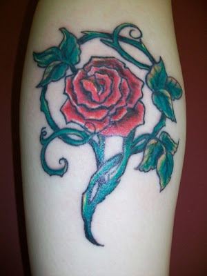 The Rose Tattoo Designs So Many Meanings In One Simple Flower