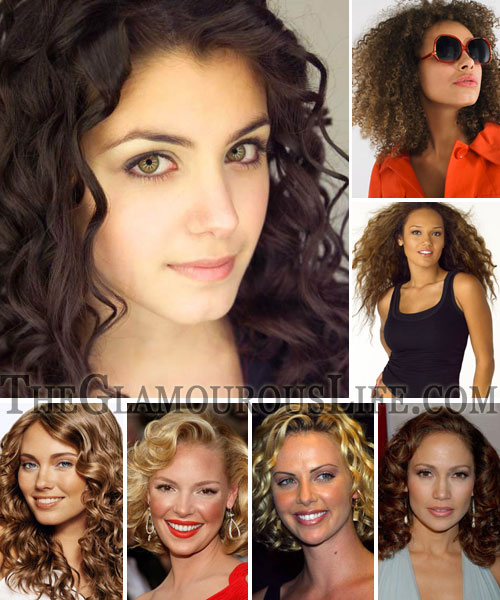 There are essential elements to make your curly hairstyles look wonderful