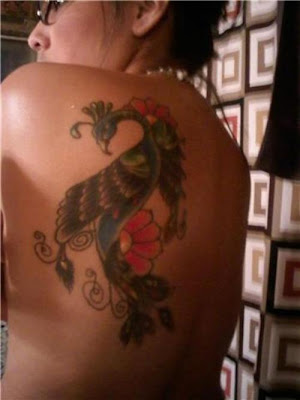 Phoenix Bird Tattoo - Symbolic Beauty