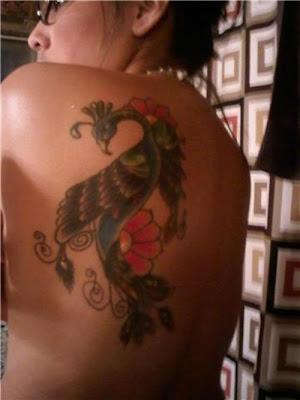 Phoenix Bird Tattoo - Symbolic Beauty