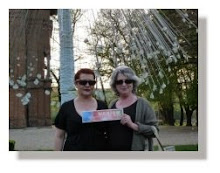 Two VIP WEBISM members meet in Bucharest, Romania in 2009
