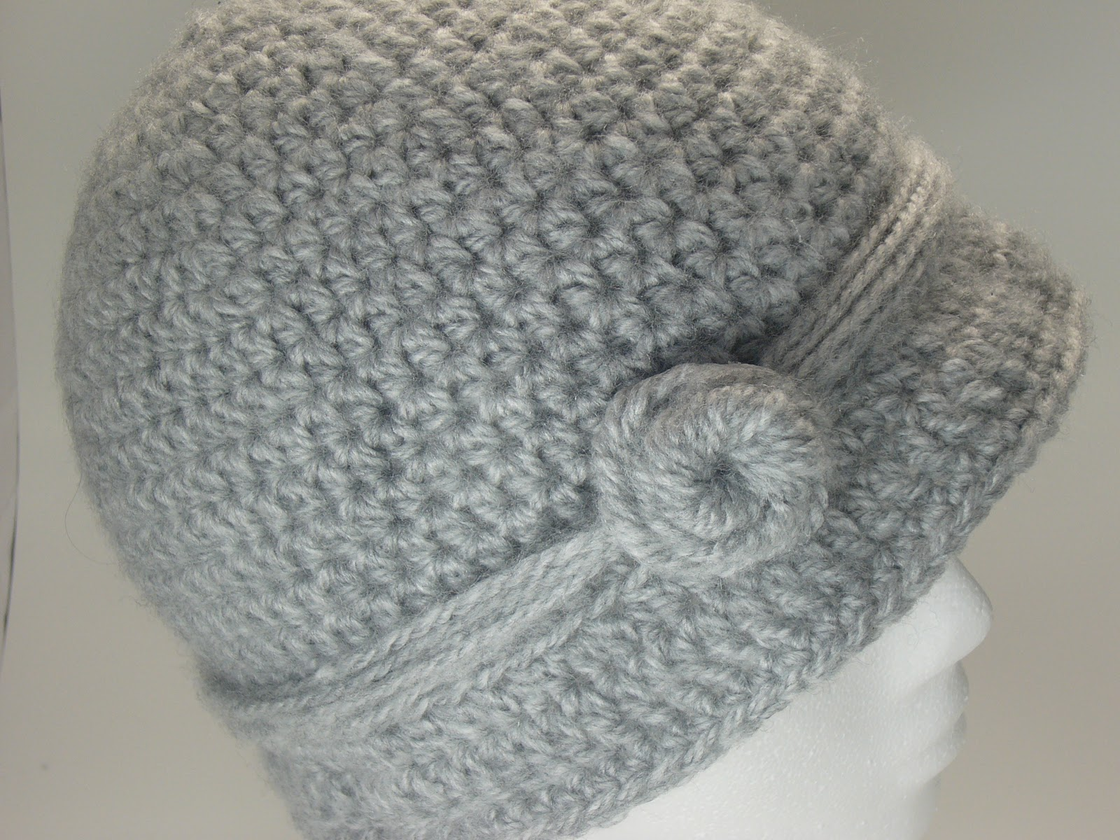 Free Crochet Pattern For Childs Cloche Hat : Mixin it up with DaPerfectMix: Classic Cloche