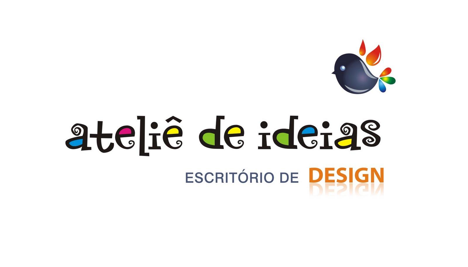 Ateliê de Ideias Escritório de design #C2C009 1600 914