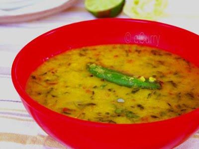 Methi Dal (Lentil Soup with Fenugreek)
