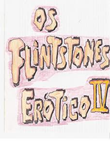 OS FLINTSTONES ERÓTICO PARTE 4 HQ ERÓTICA